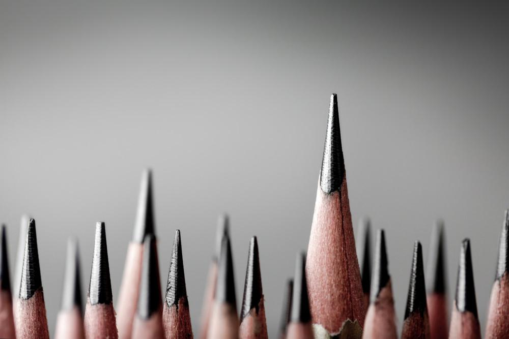Ga je een lijstje ophangen aan de muur? Gebruik dan in ieder geval een potlood, vindt klusvrouw Hieke Grootendorst.
