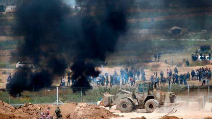 Palestijnen hervatten protest langs Gazastrook met rook en spiegels: 7 doden en meer dan 1000 gewonden