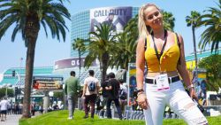 Gamebeurs Electronic Entertainment Expo (E3) in Los Angeles is ten einde. De vriendin van Frank Molnar doet verslag!