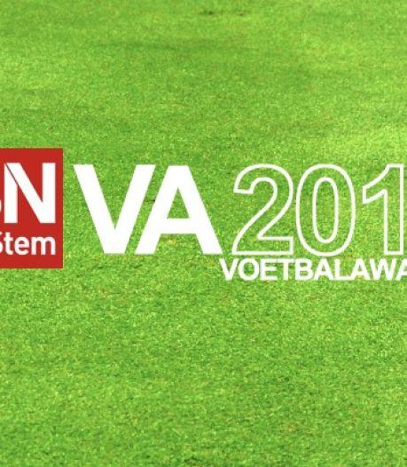 Deze amateurvoetbaltoppers maken kans op de felbegeerde BN DeStem VoetbalAwards 2019
