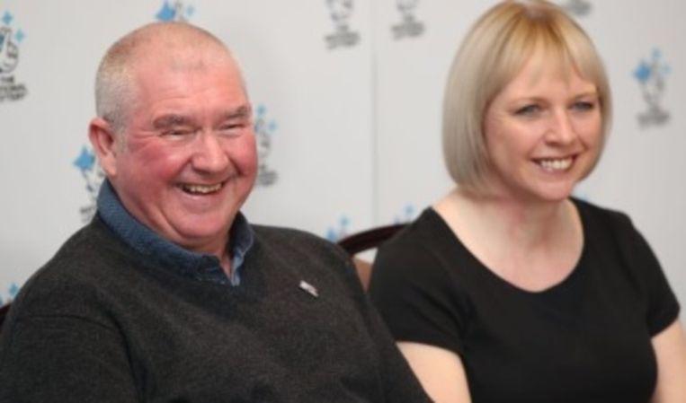 John en Allison McDonald.