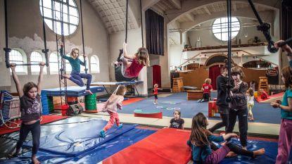 Stad Gent investeert half miljoen euro in jeugdwerking Nieuw Gent: Circusplaneet breidt werking uit naar wijk