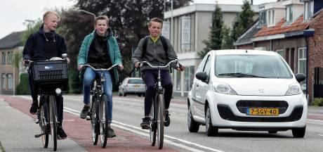 Kritiek op plan voor dubbel fietspad Halsterseweg-Noord