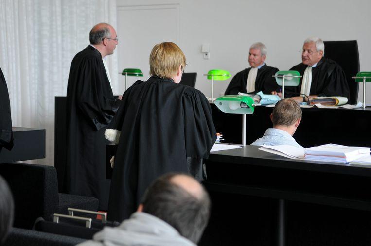 Illustratiebeeld: politierechtbank Gent.