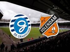 Zondag maximaal 1800 toeschouwers bij oefenduel De Graafschap-FC Volendam