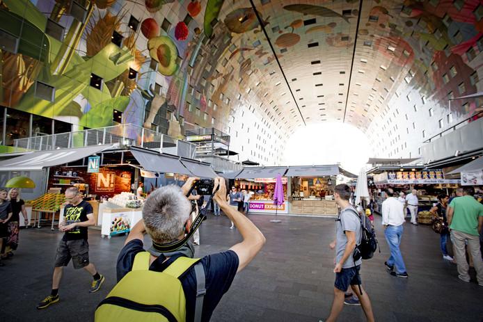De populaire Markthal wordt binnenkort verrijkt met een Duits restaurant: Die Bierstube.