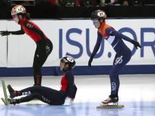 Van Kerkhof bereikt halve finales 1000 meter