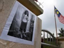 Speurhonden Maleisische politie vinden voetafdrukken van vermist Brits meisje