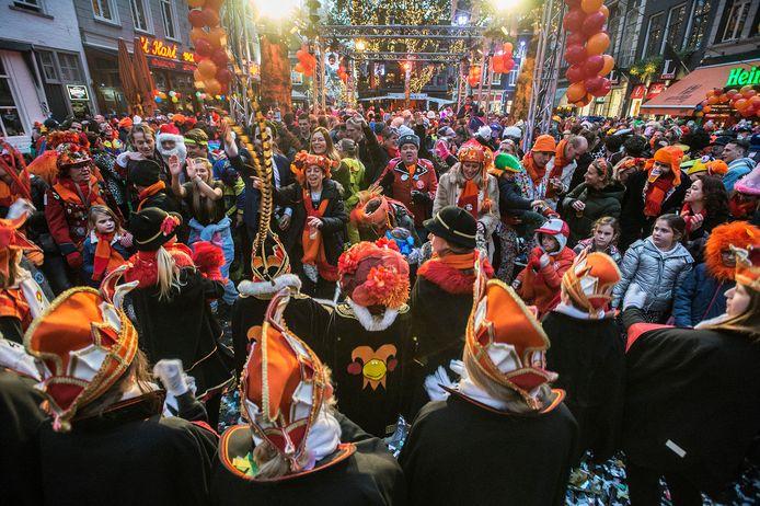 Carnaval in 't Kielegat.