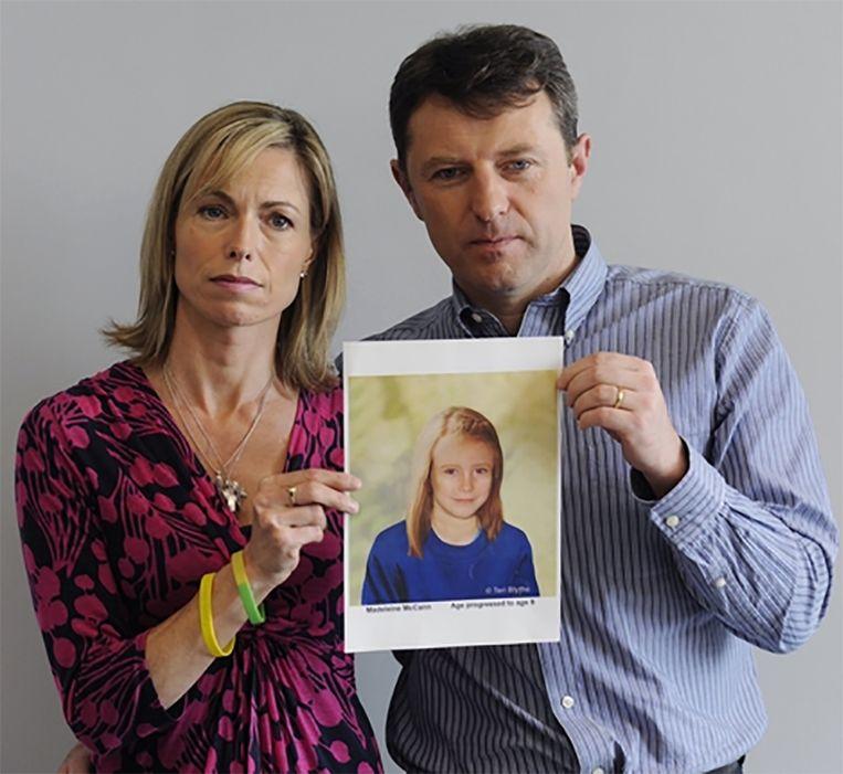 In 2012 verspreidden Madeleines ouders Kate en Gerry een foto van hoe hun dochter er ondertussen zou uitgezien hebben.