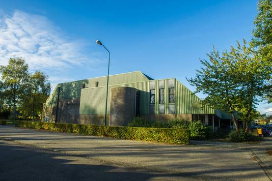 Sporthal de Hongerman in Nuenen.