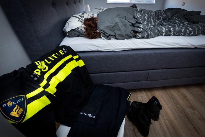 Ziekteverzuim Politie