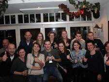 Familie Van der Lee wint weer Vinkelse Kwis