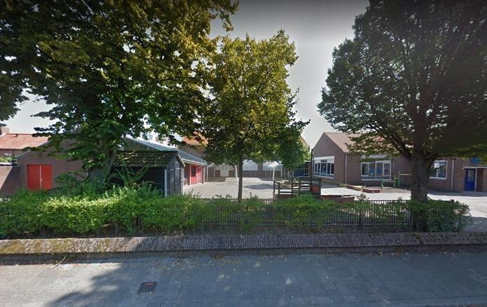 Het bestaande dorpshuis in Nieuwdorp.