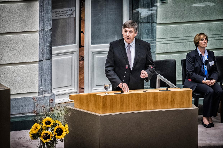 Minister-president Jan Jambon.