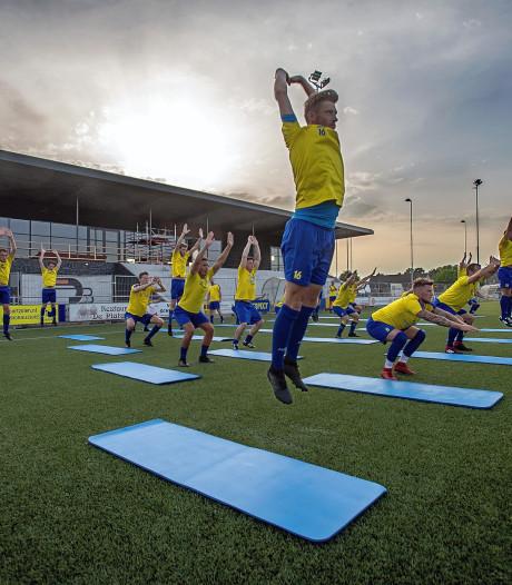 Berghem Sport hoopt in november nieuwe clubgebouw te kunnen betrekken