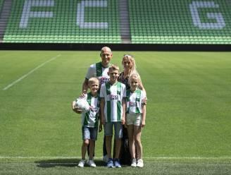 """Arjen Robben voorgesteld bij FC Groningen: """"Ik doe dit uit clubliefde, al kan het ook een rentree voor 1 of 2 matchen worden"""""""