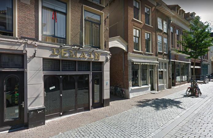 Cocktailbar Demain aan de Lange Hezelstraat in Nijmegen.