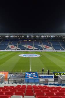 Ook ontslagen bij SC Heerenveen door coronacrisis