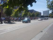 Roze Maandag-bezoekers gedupeerd door treinstoring Breda-Tilburg, NS zet bussen in