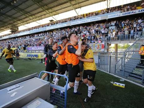 Eredivisie lonkt voor NAC na late treffer Cyriel Dessers