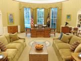 Welke Oval Office hoort bij welke president?