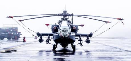 'Modernisering Apaches kan miljard kosten'