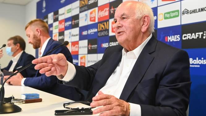 """Ivan De Witte ziet tekenen van beterschap bij AA Gent: """"Nog geen 10 op 10, maar toch een 6"""""""