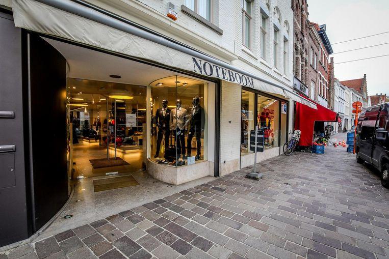 Noteboom in de Smedenstraat houdt momenteel uitverkoop.