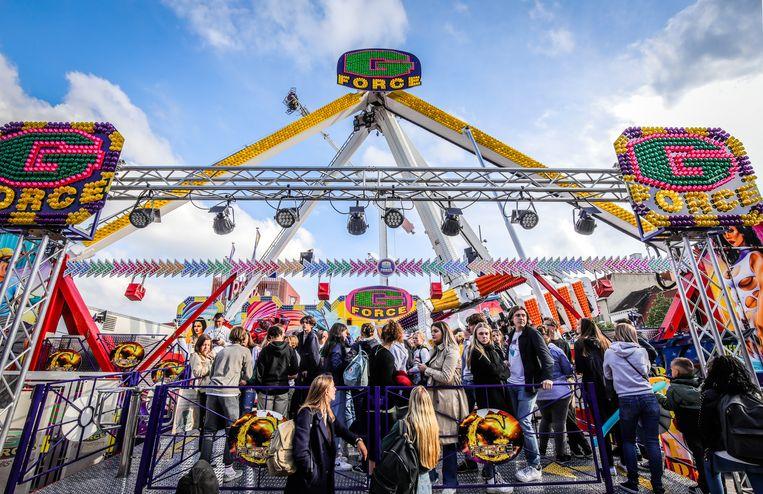 Brugge opening meifoor