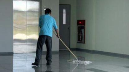 Vier zaakvoerders van schoonmaakfirma's moeten in de cel blijven