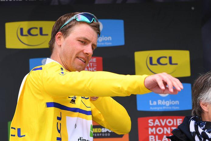 Edvald Boasson Hagen vorig jaar in Critérium du Dauphiné.