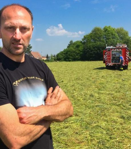 Un éleveur meurt en sauvant ses veaux pris dans un incendie