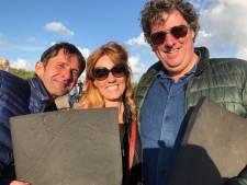 Cornald Maas op pad met de 'Luizenmoeders' en René Schuurmans patst lekker