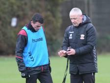 Trainer De Gier: 'Balen voor Sam, kans voor Gino bij GA Eagles'