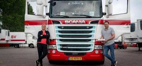 Betuwse transportonderneming wint prijs: 'Koeling rijden is stress en dus kicken'