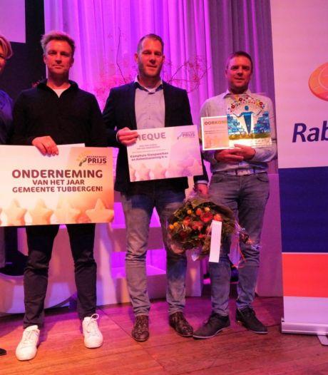 Domper voor ondernemers uit Tubbergen: Ondernemersprijs jaar uitgesteld door corona