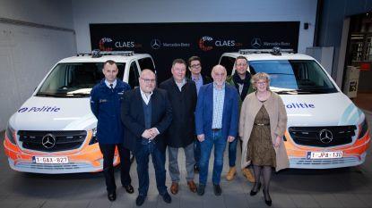 Lokale politie Sint-Truiden - Gingelom - Nieuwerkerken breidt wagenpark uit