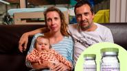 Novartis haalt meer dan 140 miljoen euro binnen met verkoop geneesmiddel voor baby Pia