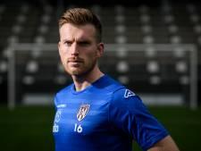 Heracles-doelman hield het 8 jaar vol op reservebank: 'Keepers hebben een steekje los'