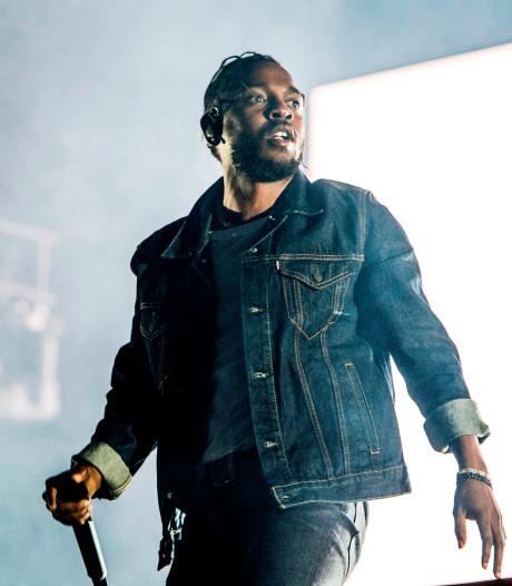 Kendrick Lamar à Rock Werchter, c'est officiel