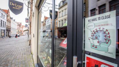 """Brugse politie patrouilleert extra tegen inbraken in gesloten horecazaken: """"Sociale controle valt grotendeels weg"""""""