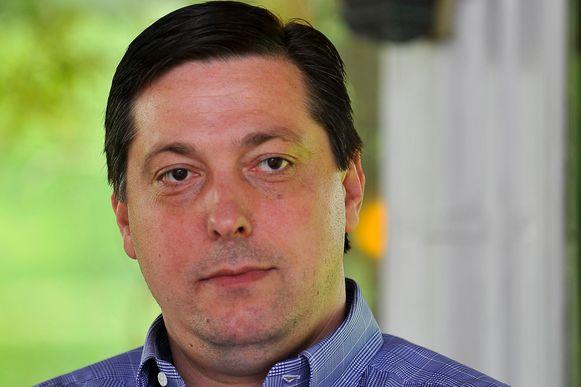 Spijtoptant Dejan Veljkovic.
