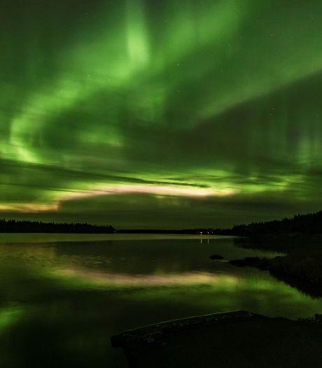 Bijzonder: noorderlichtspektakel ook in Canada en VS te zien