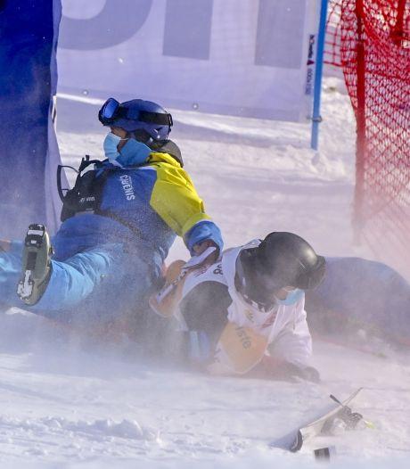 Verwondingen skiër Ford na megacrash minder ernstig dan verondersteld