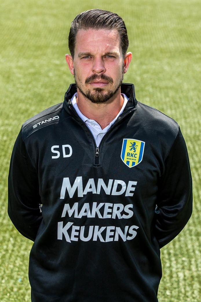 Sander Duits opent met de beloften van RKC Waalwijk met een thuiswedstrijd tegen Willem II 2.