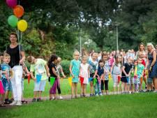 Eerste schooldag én -jaar voor Het  Zuiderpad in Wijchen