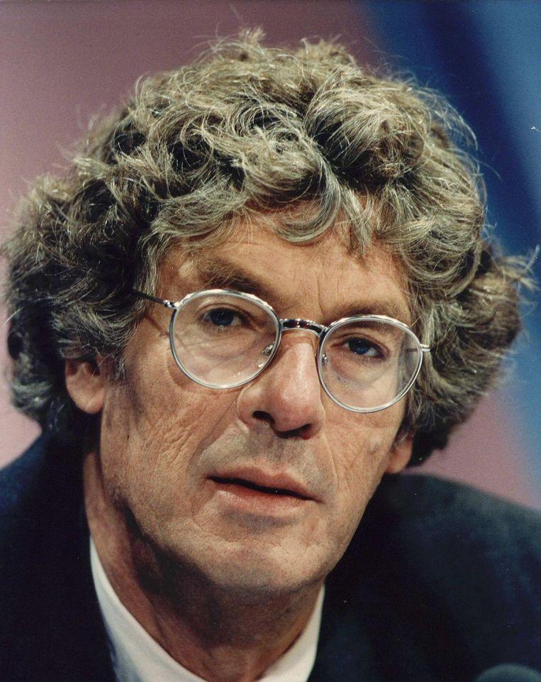 Peter van Straaten in 1992. Beeld anp