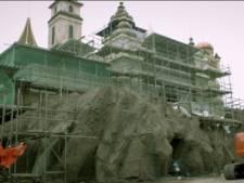 Video | Tweede aflevering van bouw Efteling-attractie Symbolica te zien