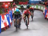 Samenvatting Vuelta etappe 3: Daniel Martin wint, Poels knap vierde